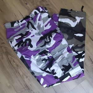 Other - Men's Cargo Paratrooper battle pants